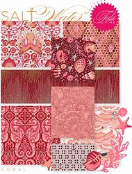 Salt Water Fabric Tula Pink