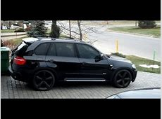 All New BMW X5 E70 YouTube