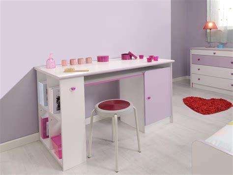 bureau en verre conforama bureau fille 6 ans