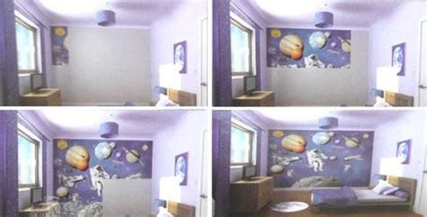 chambre theme espace decoration chambre theme espace
