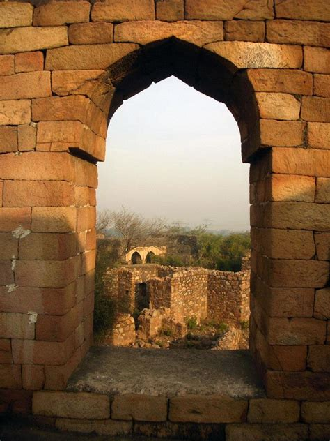 What Is A Corbel Arch by The Of Nasiruddin Mahmud Sultan Ghari 1231 Ad