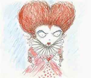Helena Bonham Carter Is Tim Burton's Red Queen | WIRED