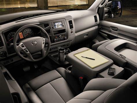 nissan van interior 2016 nissan nv passenger nv3500 hd price photos