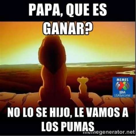 Pumas Vs America Memes - pumas no se salva de los memes tras perder con cruz azul