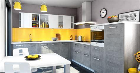 peindre du carrelage cuisine une cuisine colorée 7 idées pour apporter de la couleur