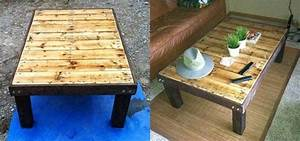 How to Make a Super Cheap Coffee-Stained Wood Pallet