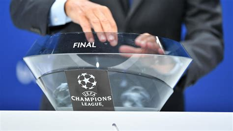 UEFA Champions League Draw Results: PSG Vs. Barcelona ...
