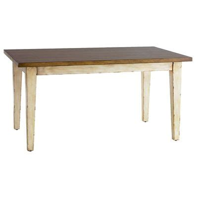 pier one kitchen table carmichael counter table ivory from pier 1 and one of