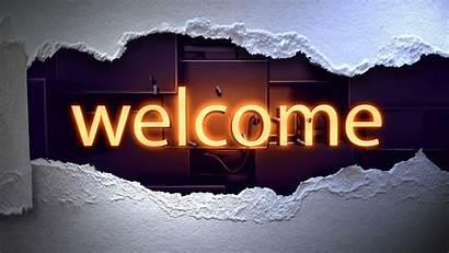 Welcome Neon Wallpapers Desktop Wallpapermaiden Inch