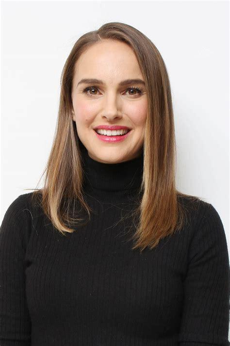 Natalie Portman Vox Lux Press Conference
