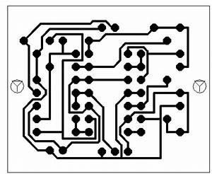 audio detector circuit With alarm circuit board