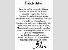 Freundschaft – Asukiara beschreibt ihr Leben in Gedichten