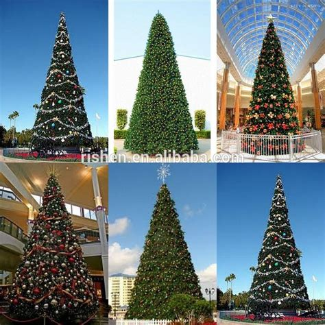 factory sale christmas tree decoration   giant outdoor
