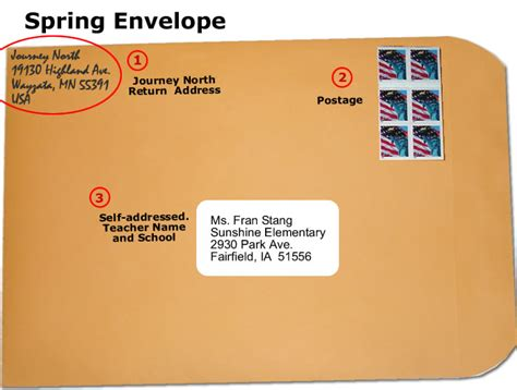 how to address an envelope journey north symbolic monarch butterfly migration