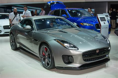 2018 Jaguar Ftype Pricing Drops To $60,895 With Addition
