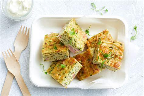 courgette cuisine food processor zucchini slice