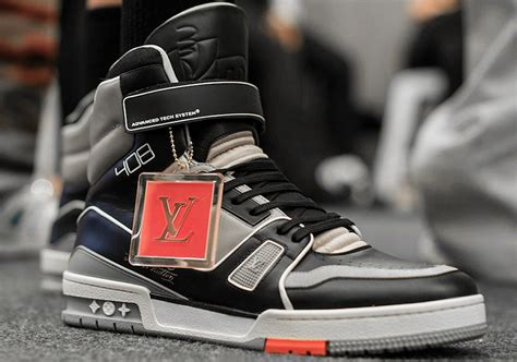virgil ablohs louis vuitton sneaker debut