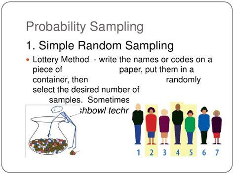 Sampling Techniquesmod5