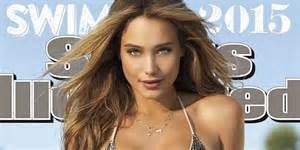 Victorias Secret Halloween Panties Ebay by 24 Year Old Model Hannah Davis Lands The 2015 Cover Of