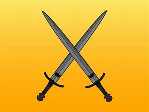 Crossed Swords | free vectors | UI Download