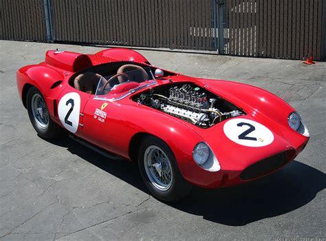 1958 Ferrari 412 S Supercarsnet