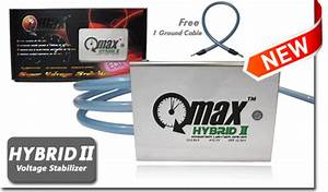 Qmax Voltage Stabilizer Hybrid Ii