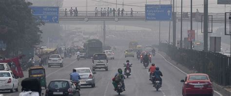 Severe Air Pollution Declared Public Health Emergency In