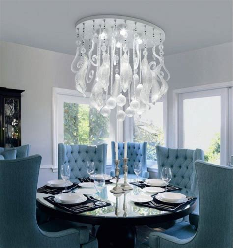 Unique Chandeliers Dining Room by Dining Room Lighting Fixtures Some Inspirational Types