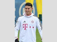 James Rodríguez Wikipedia
