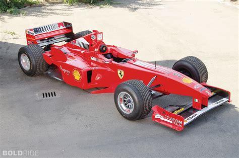 Formula 1 Racing Car 1024 X 770 1998 Ferrari F300 Formula