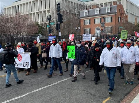 March for Life Charts Course for Biden Administration
