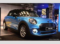 F55 MINI Cooper 5 Door launched in Malaysia, RM189k