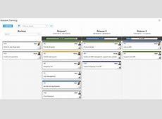 ReleasePlanungsBoard CA Agile Central Help