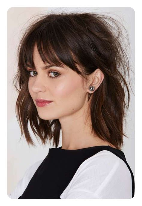 sexiest wispy bangs  inspire  makeover