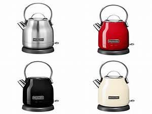 Kitchen Aid Wasserkocher : kitchenaid retro wasserkocher empire rot thomas electronic online shop 5kek1222eer ~ Yasmunasinghe.com Haus und Dekorationen