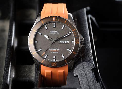 mido ocean star titanium review watchuseekcom