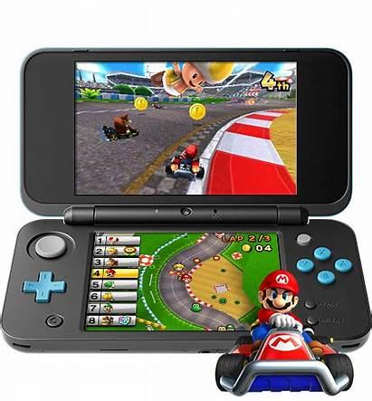 Nintendo Xl 2ds Mario Kart 3ds Bundle