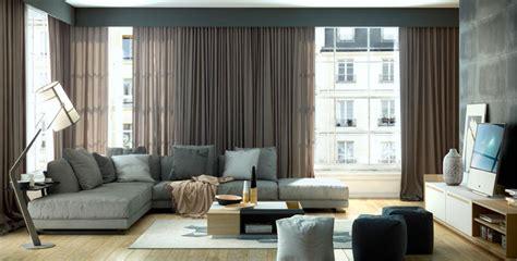 cortinas  el saloncomedor trucos  elegir la mejor