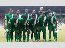 AFCON Qualifier Nigeria To Play Tanzania In Uyo