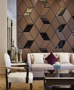 2055 best images on pinterest art walls sculpture With wall panelling designs living room