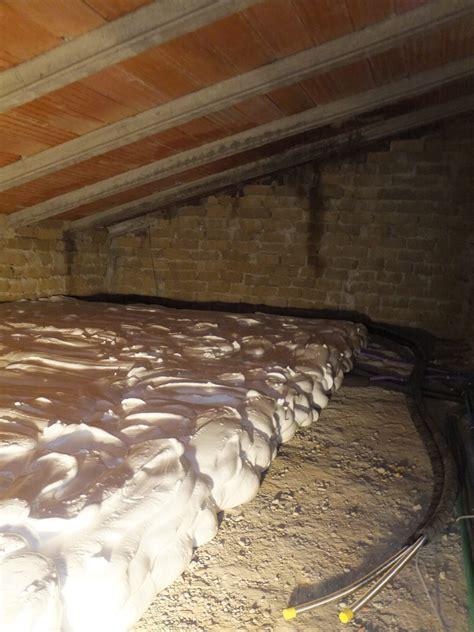 isolamento termico interno soffitto isolare il sottotetto coibentare casa