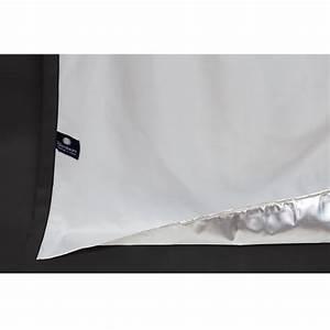 Rideau Thermique Hiver : rideau isolant thermique hiver couleur fum e 145x260 ~ Premium-room.com Idées de Décoration