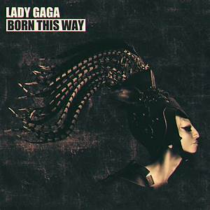 Lady GaGa - Born This Way CD COVER by GaGanthony on DeviantArt