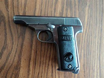 Pistol French Mab German Firearms Re Unique