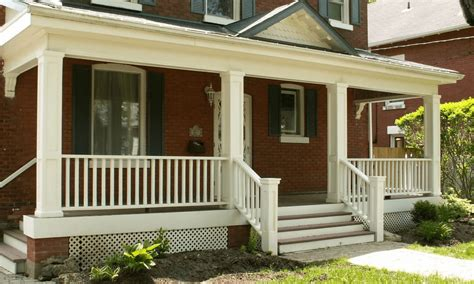 front porch railing different types of porch railings