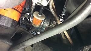 Ben L  1969 For Thunderbird Fuel Pump And Fuel Filter