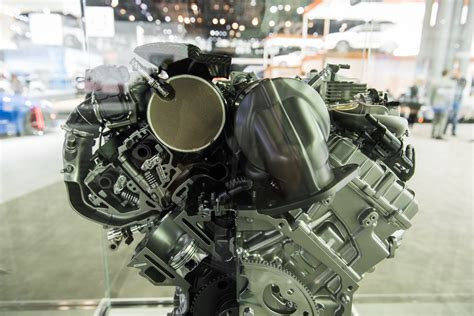 Cadillac Twin Turbo Dohc Lta Engine Pictures