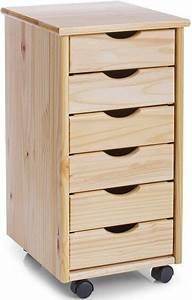 Rollcontainer Mit Schubladen : home affaire rollcontainer mit 6 schubladen kaufen otto ~ Orissabook.com Haus und Dekorationen