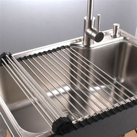 Product Of The Week Dish Rack Sink by Premiumracks Stainless Steel The Sink Dish Rack