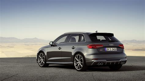 Audi A3 Photo by 2017 Audi A3 S3 Facelift Revealed Get Matrix Leds And